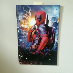 Cuadro Deadpool 60x40cms
