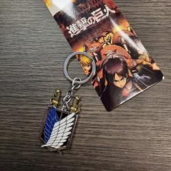 Llavero alas de la libertad Attak on titan (Shingeki)