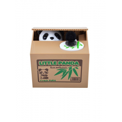 Alcancia de panda