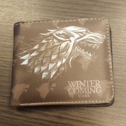 Billetera Game Of Trhones Stark (lobo)