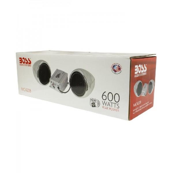 Sistema de audio Boss MC420B
