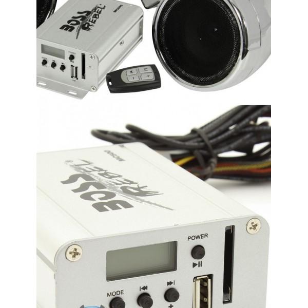 Sistema de Audio BOSS MC500